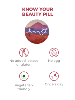 Swisse Beauty Hair Skin Nails+ with Vitamin C and Biotin for Healthy hair, Radiant Skin and Stronger Nails - 60 Tablets (Vegan Supplement)
