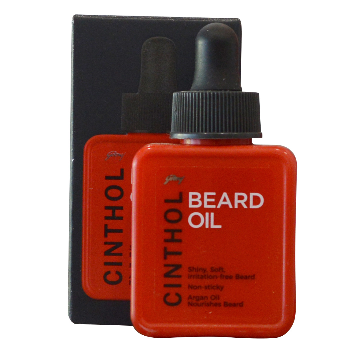 Cinthol Beard + Face Wash and Beard Oil | MRP: Rs.530
