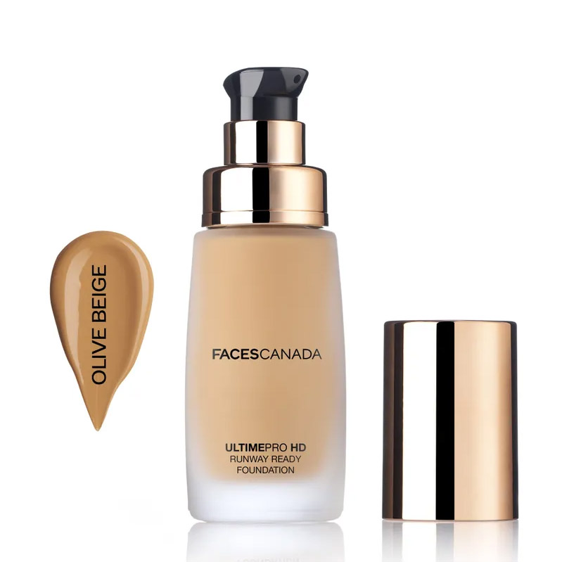 Ultime pro Hd Runway Ready Foundation Olive Beige 05