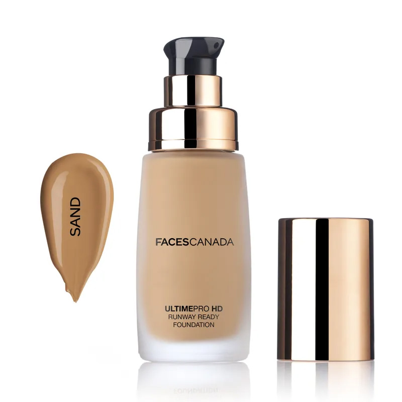 Ultime pro Hd Runway Ready Foundation Sand 04
