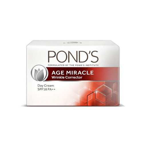 POND'S Age Miracle Wrinkle Corrector SPF 18 PA++ Day Cream 50 g | MRP: Rs. 799