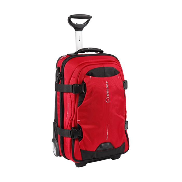 Crosstrip Red Bag