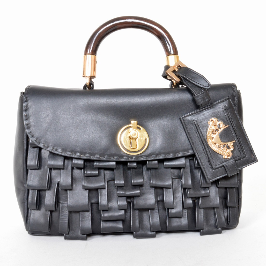 Alberto Ciaschini Black Bag