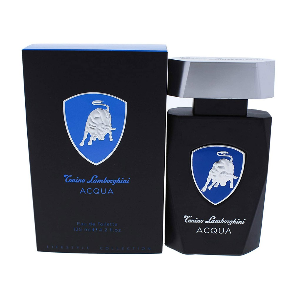 Tonino Lamborghini Aqua EDT Spray Perfume for Men 125 ml