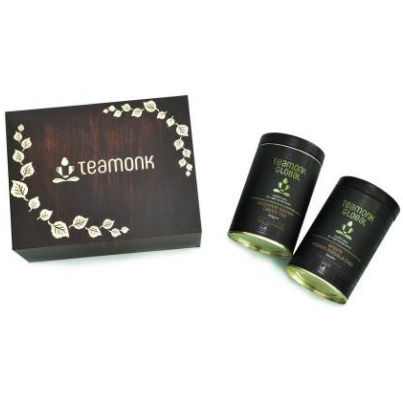 Teamonk Magnetic Fliptop Gift box