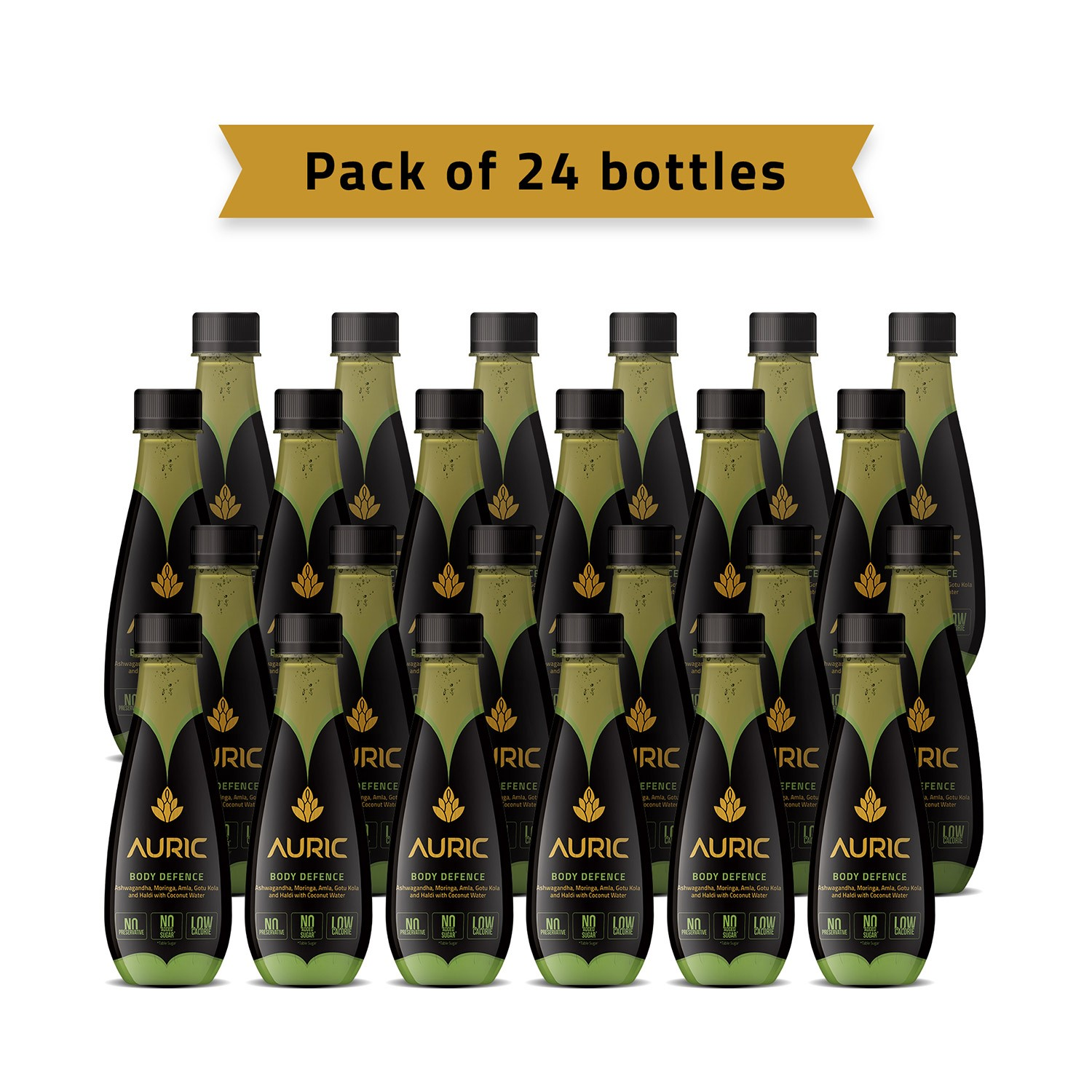 Body Defence Beverage - Monthly Pack