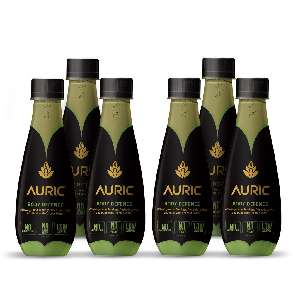 Auric Body Defence Beverage - Weekly Pack