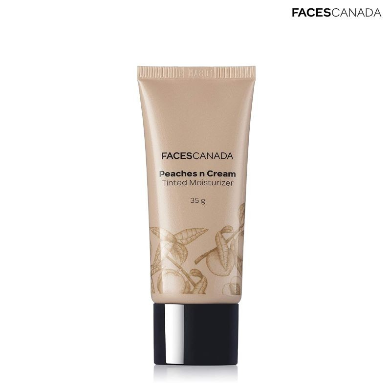 Faces Canada Peaches N Cream Tinted Moisturizer