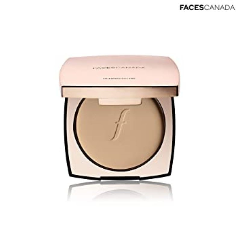 Faces Canada Ultime Pro Hd Matte Brilliance Pressed Powder Olive Beige