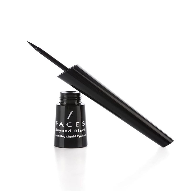 Faces Canada Beyond Black Long Stay Liquid Eye Liner Black