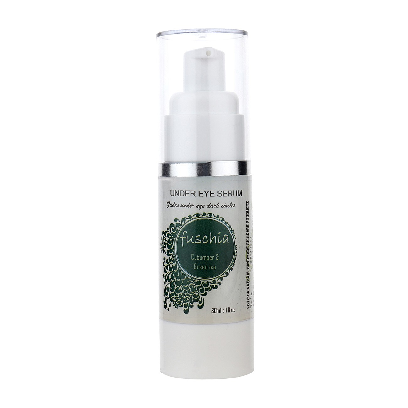 Under Eye Serum Cucumber & Green Tea Extracts