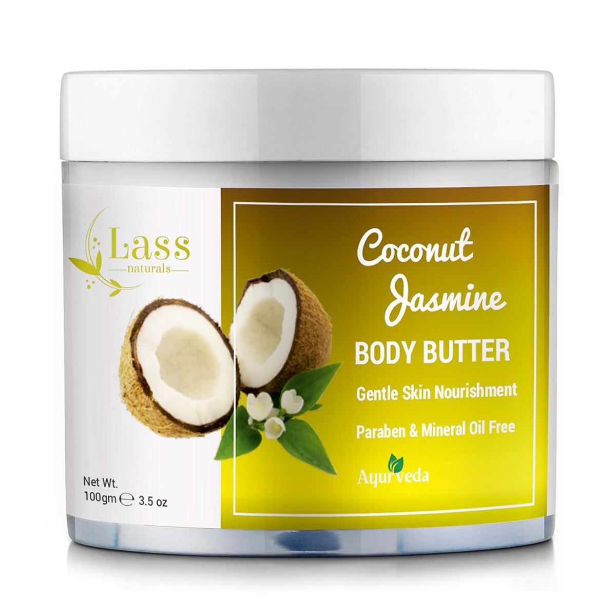 Coconut Jasmine Body Butter