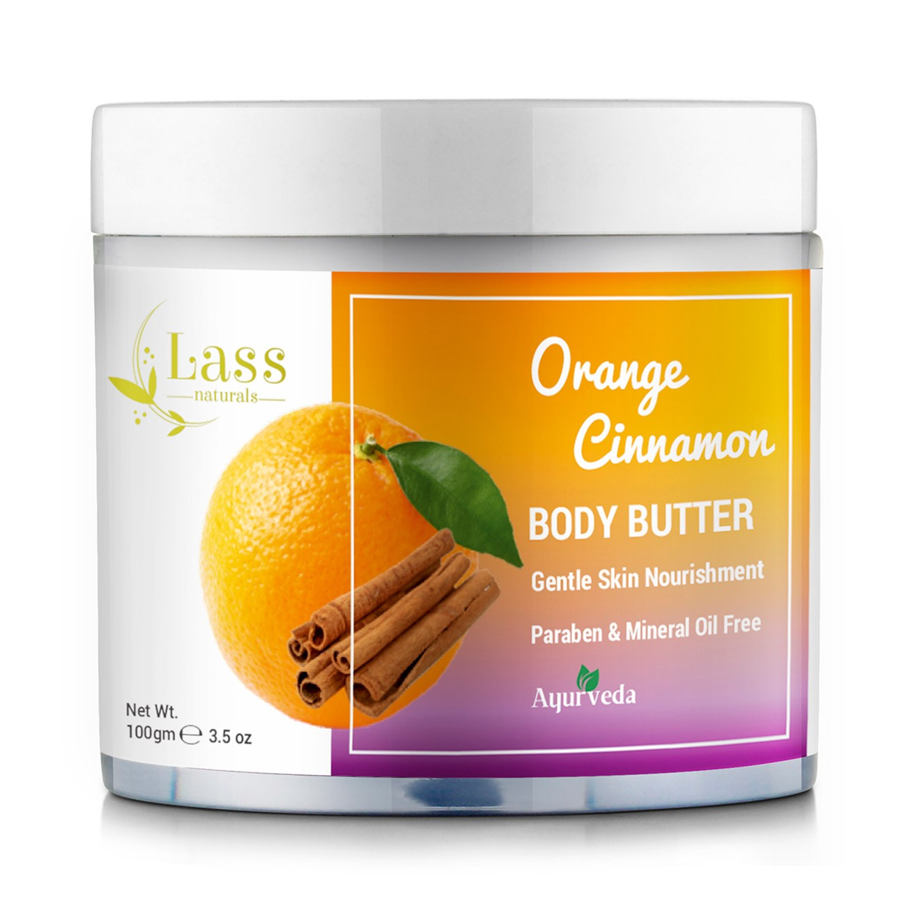 Orange Cinnamon Body Butter