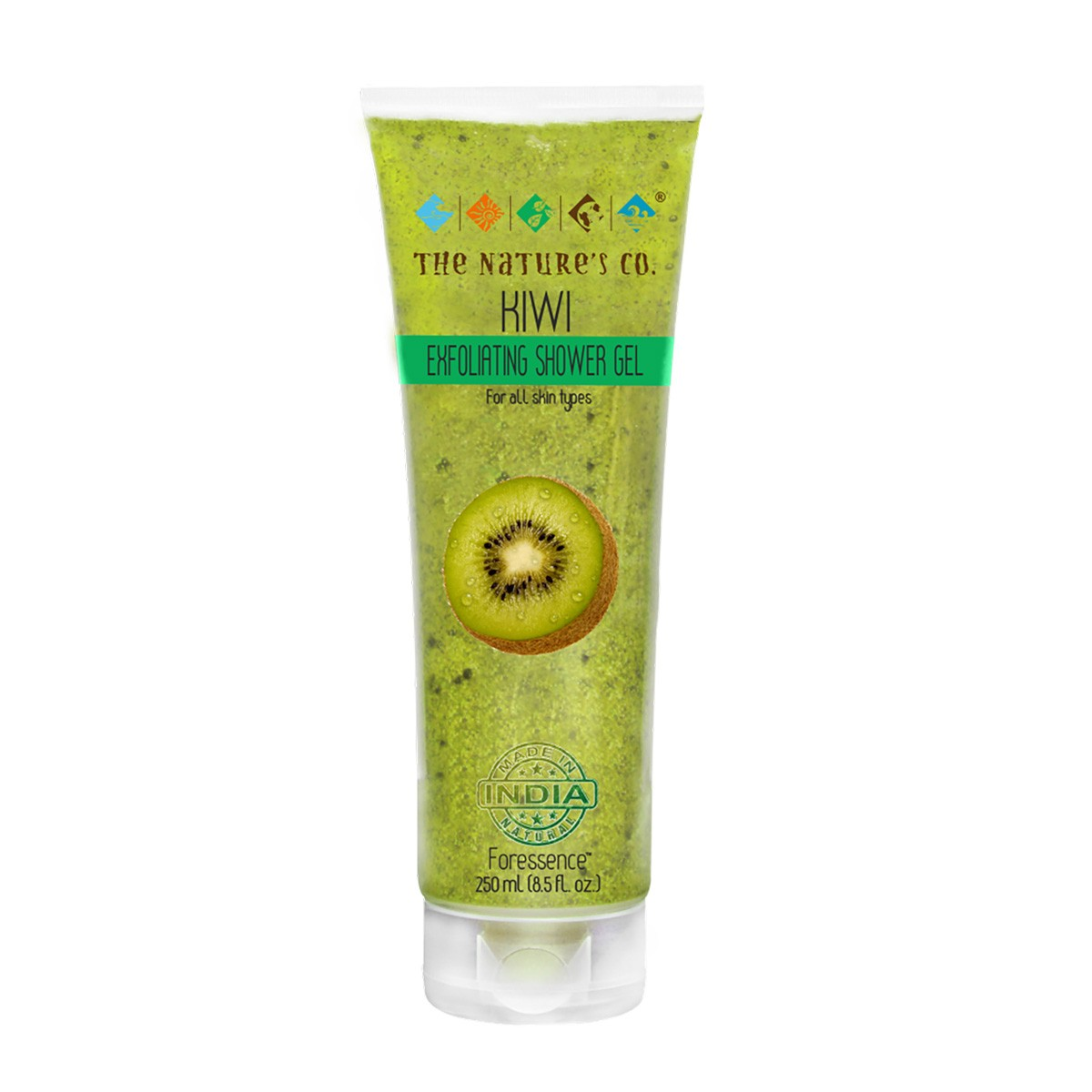 Kiwi Exfoliating Shower Gel