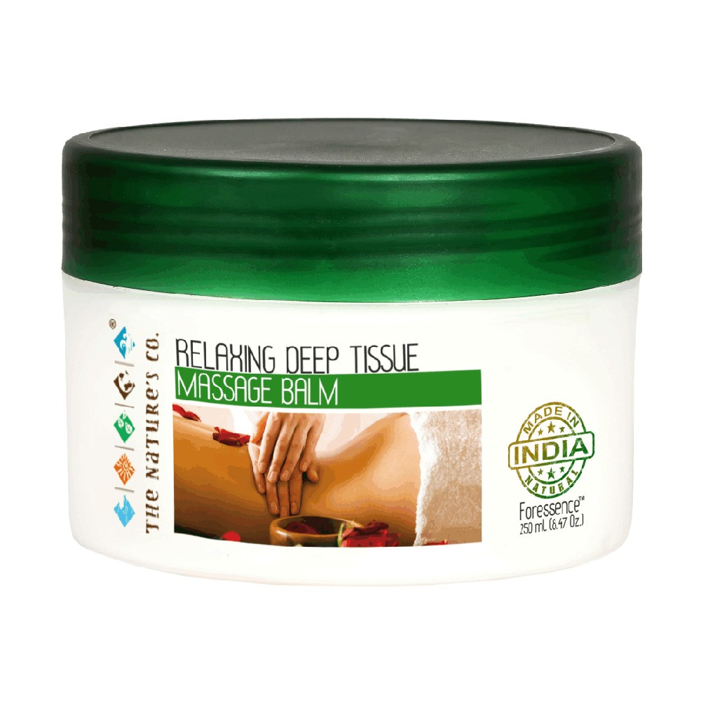 Relaxing Deep Tissue Massage Balm