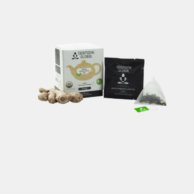Teamonk Anatta Ginger Black Tea