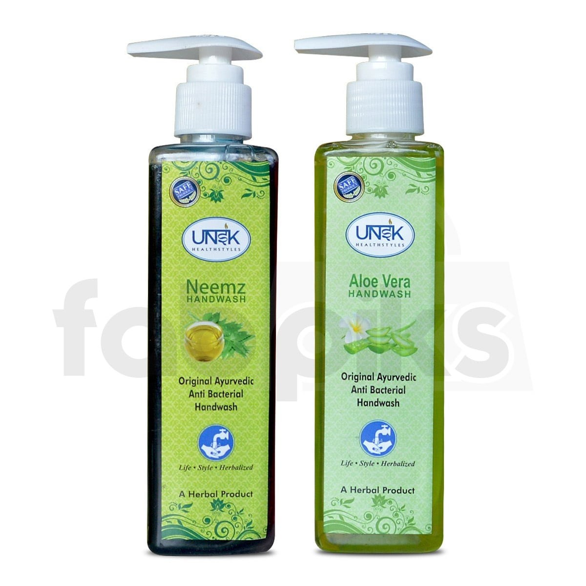 Herbal Handwash - Neemz/Aloe Vera (250 ml)