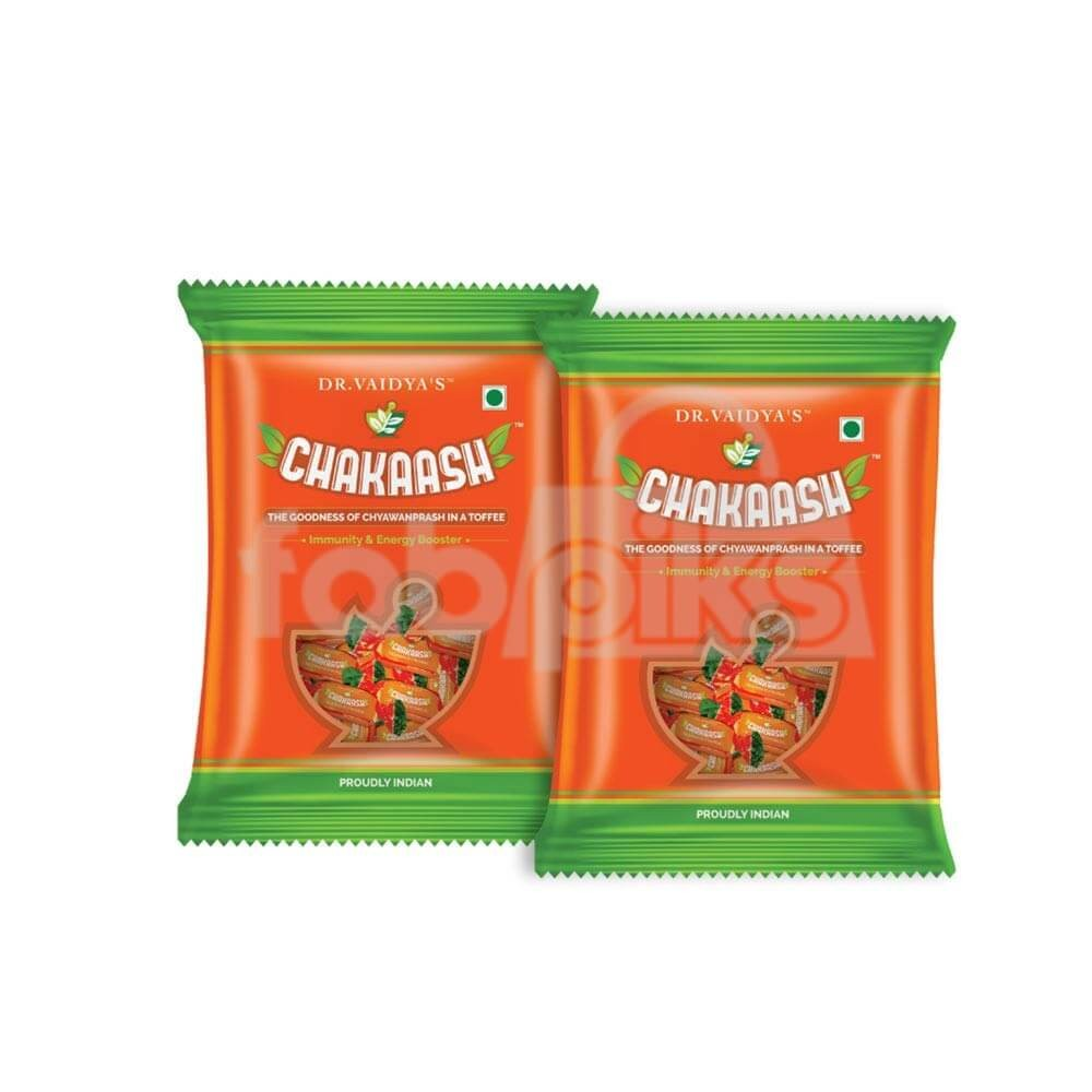 Chakaash | Goodness of Chyawanprash in Toffees | 50 toffees