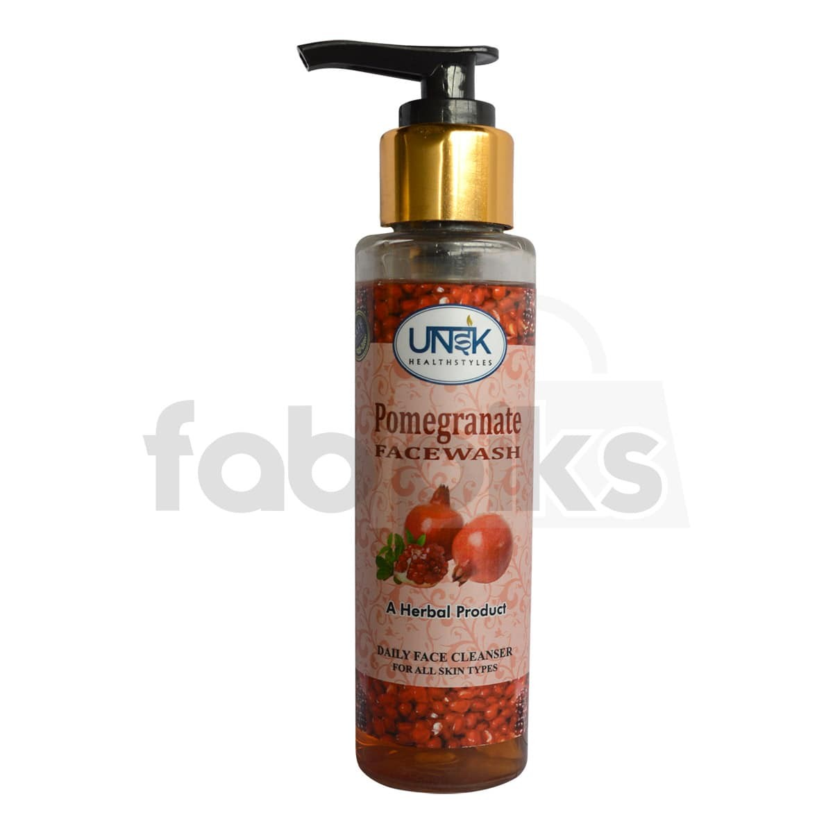 Herbal Pomegranate Skin Softening Facewash | MRP: Rs.349