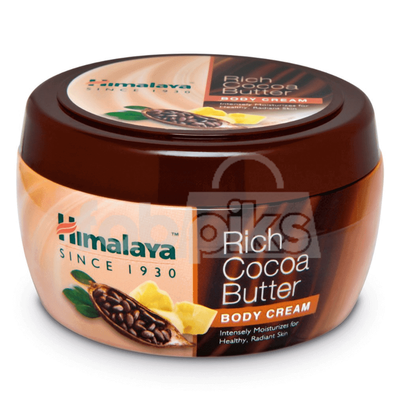 Himalaya Rich Cocoa Butter Body Cream, 200ml | MRP: Rs. 270