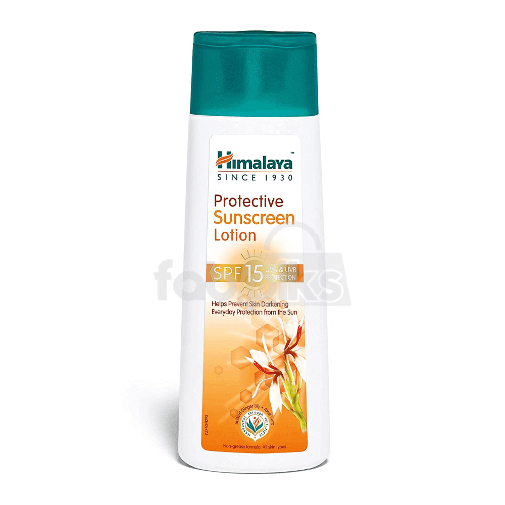 Himalaya Herbals Protective Sunscreen Lotion, 100ml | MRP: Rs. 220