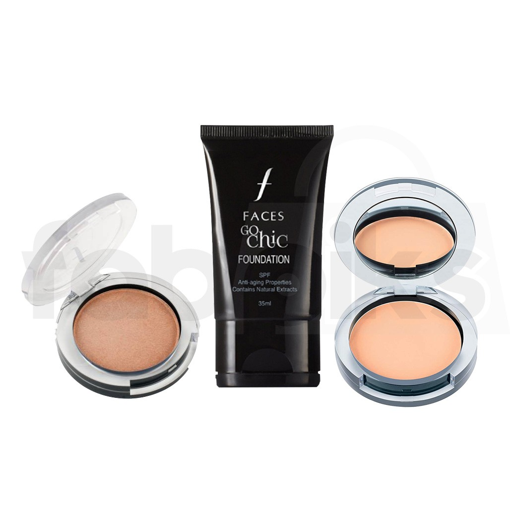 Cosmo Box by Faces Canada | MRP: Rs. 1697