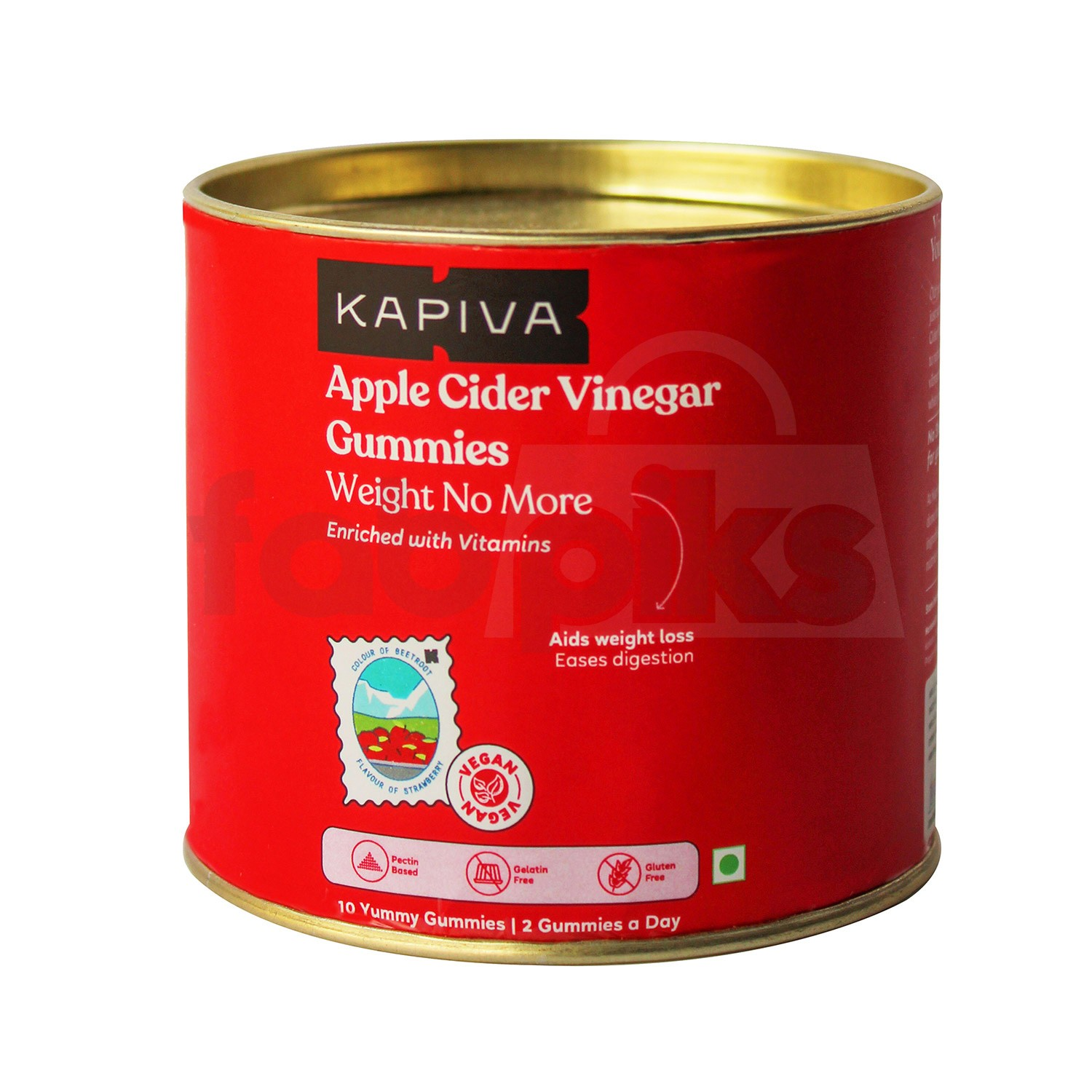 Apple Cider Vinegar Gummies | MRP: Rs.200