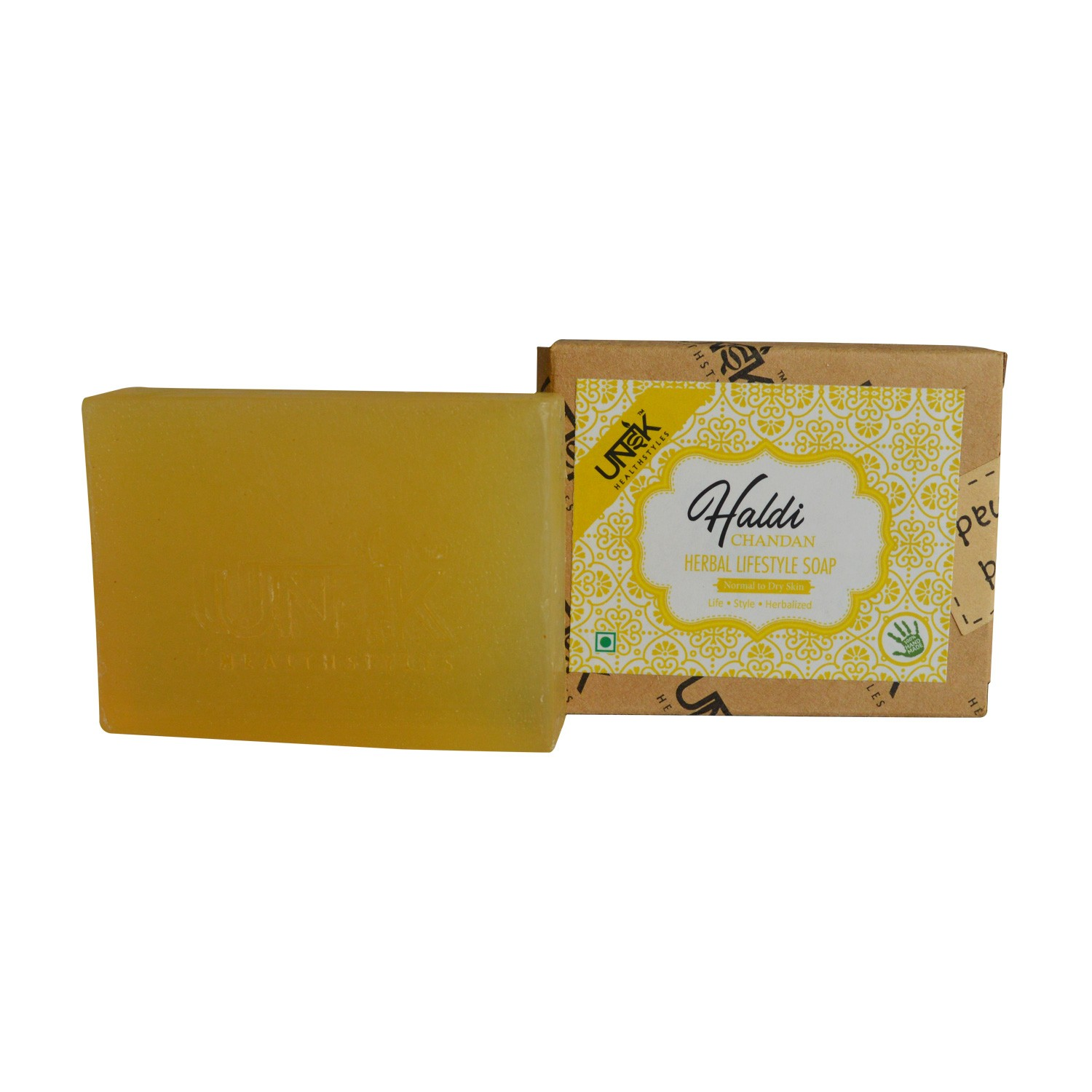 Handcrafted Haldi Chandan Soap | MRP: Rs.99