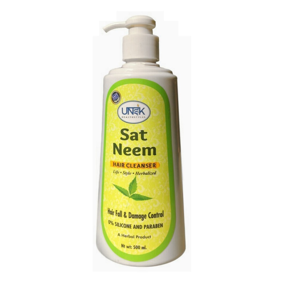 Sat Neem Hair Cleanser | MRP: Rs. 299