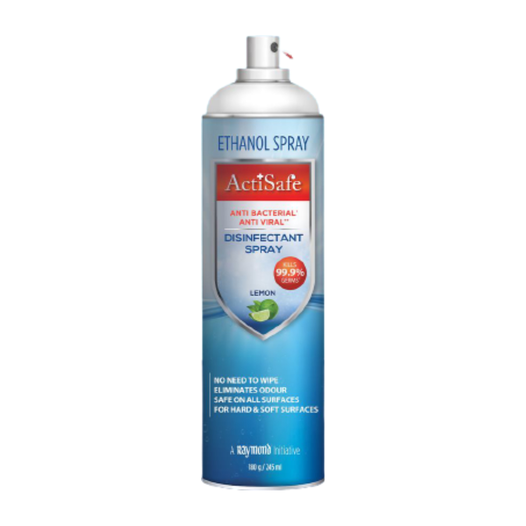 ActiSafe Disinfect Spray- 180ml | MRP Rs. 159
