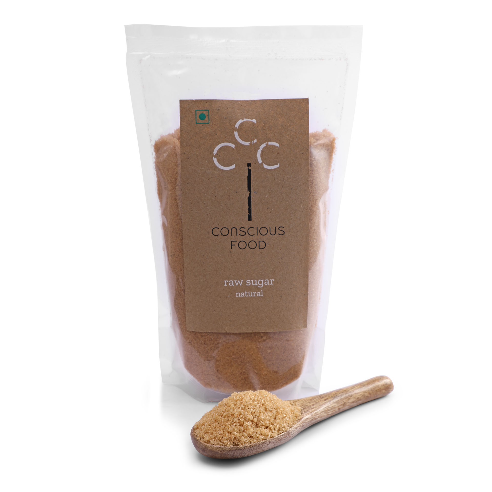 Raw Sugar - 100% Natural