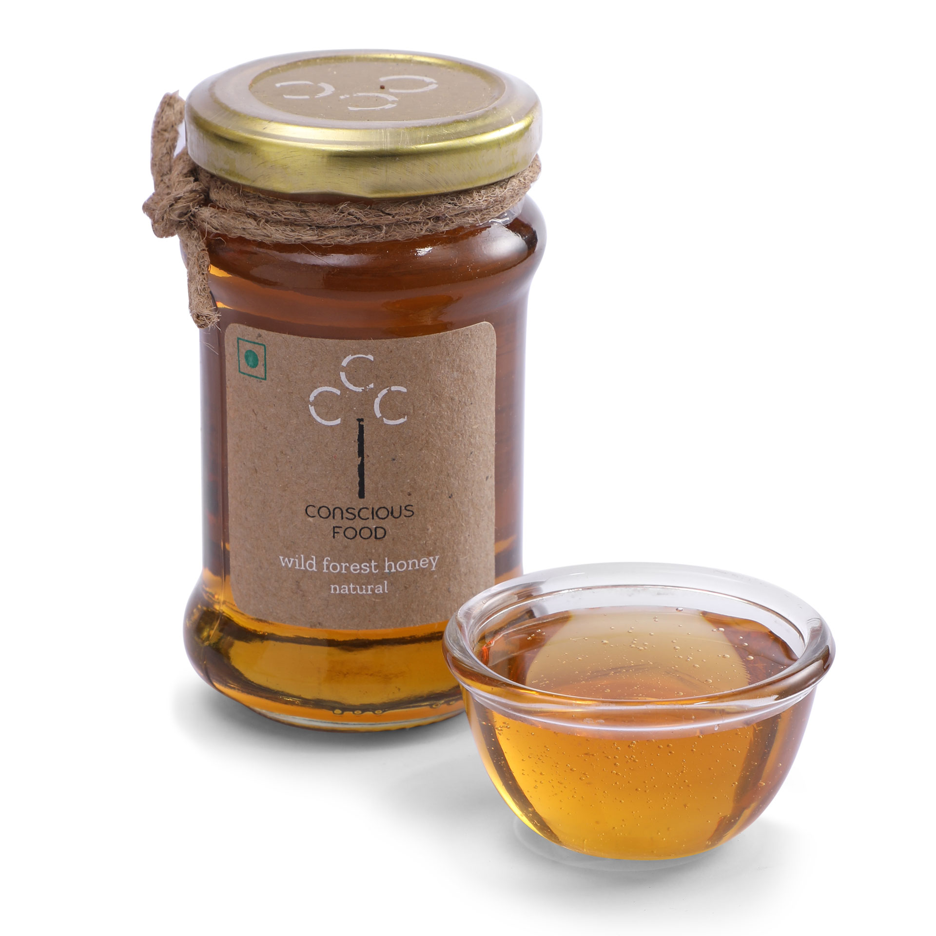 100% Natural Honey - 100gms
