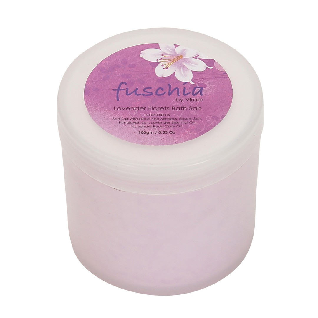 Lavender Florets Bath Salt | MRP: Rs.450