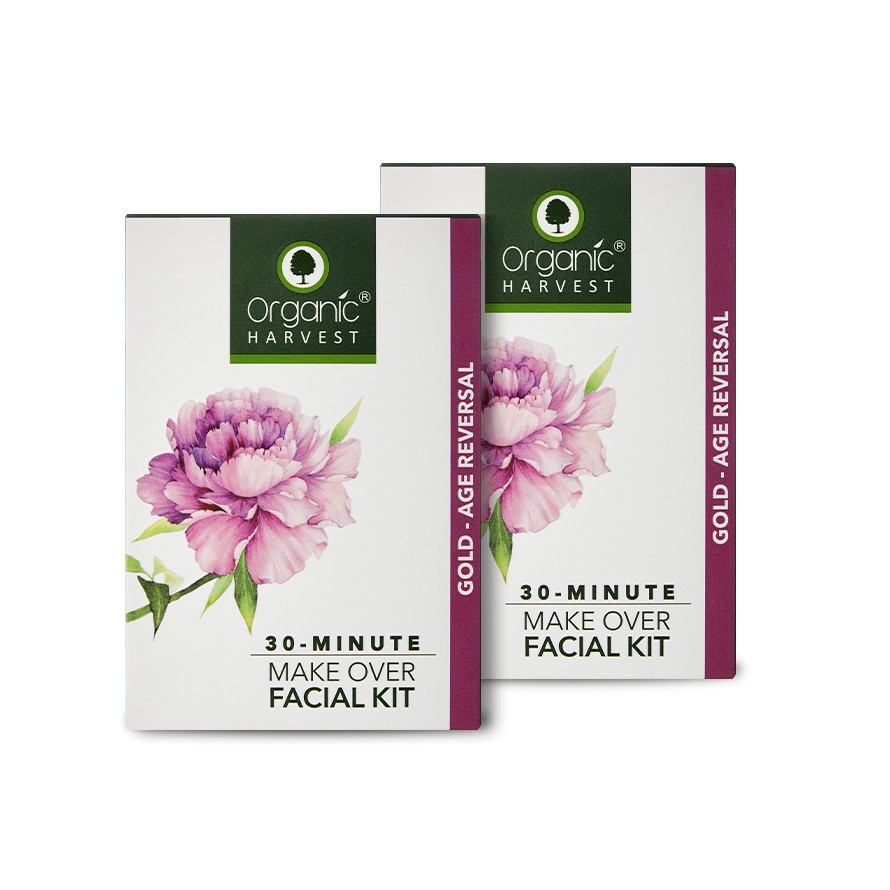 Gold-Age Reversal Facial Kit (Pack of 2) 50 gm (Each) I MRP: Rs. 550