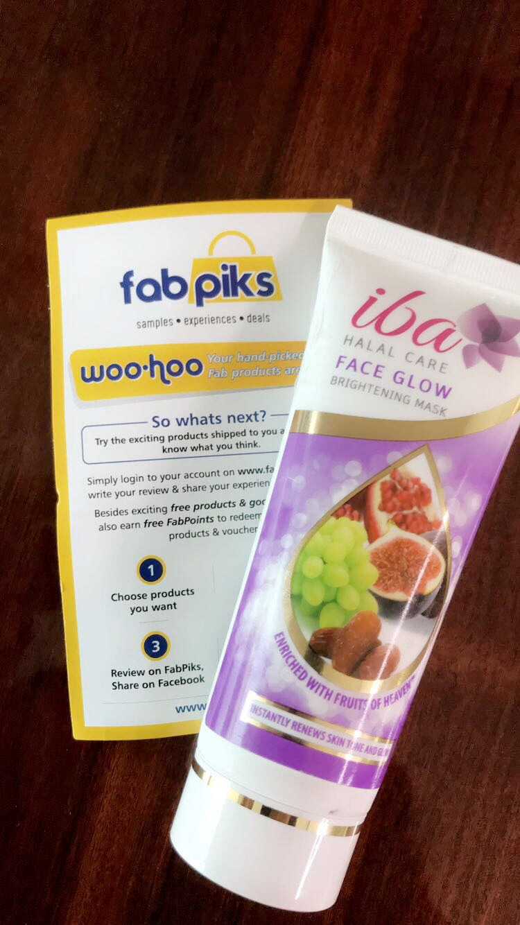 Face Glow Brightening Mask (Pack of 2) 100 gm(Each)I MRP: Rs. 260