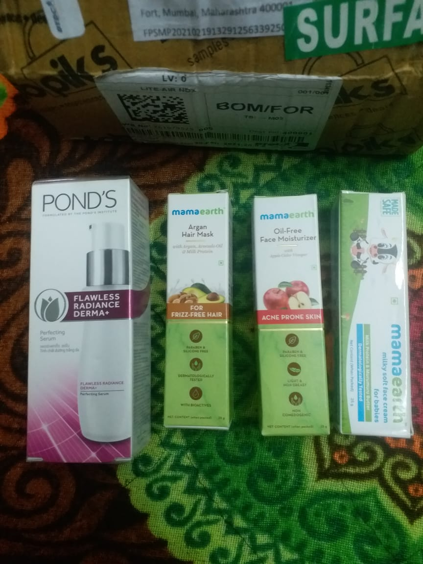 Ponds Flawless Radiance Derma Perfecting Serum | MRP Rs. 999