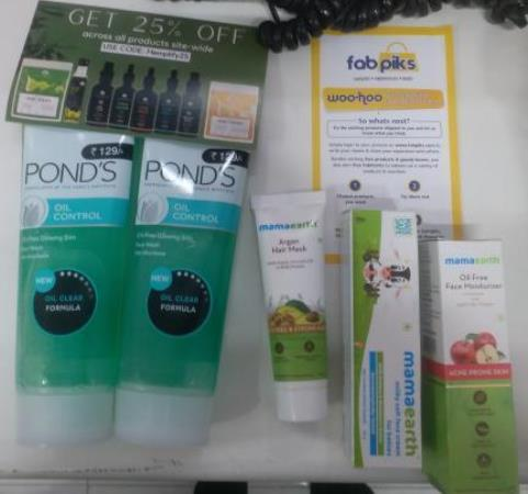 POND'S Oil Control Face Wash, 100 g | Pack of 2 | MRP: Rs. 258