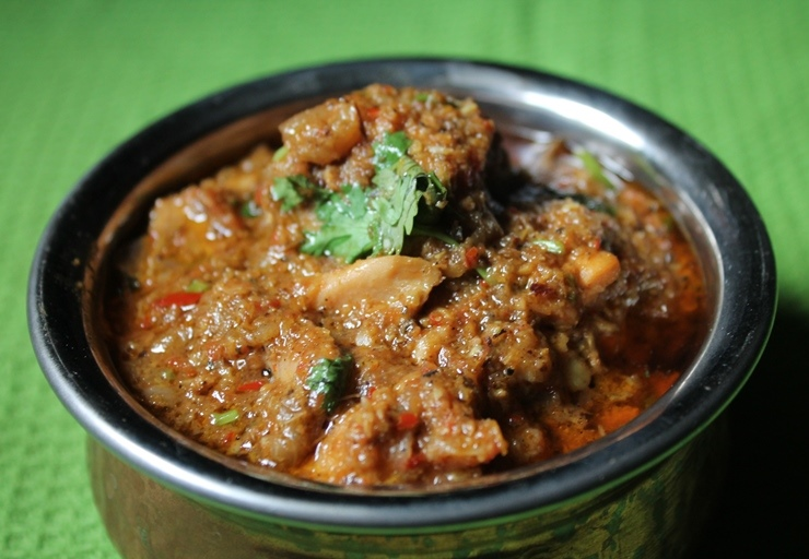 Currygram -  Chettinad  Masala 300gms with Brown Rice 150gms