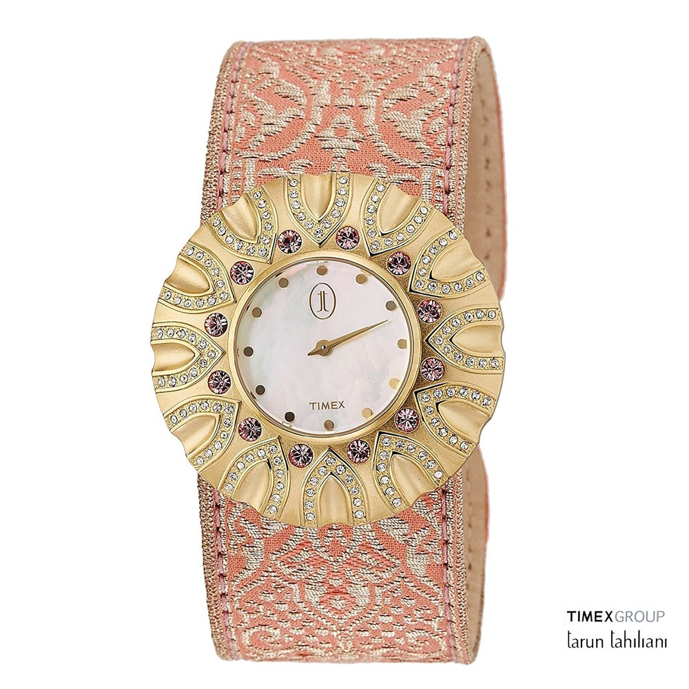 Mother of Pearl Dial Women's Watch (Analog) - TT13L2